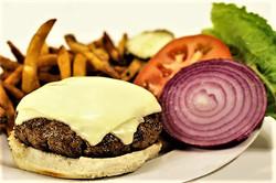 8 oz. USDA Prime Burger