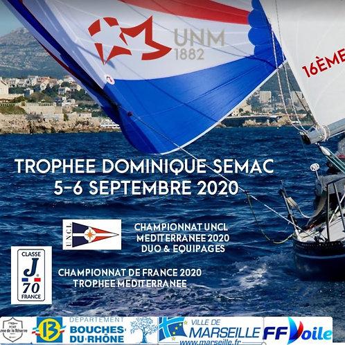 Inscription Trophée Sémac de plus 11.50 mètres