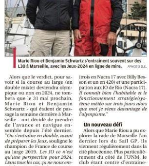 La Provence du 17 décembre 2020