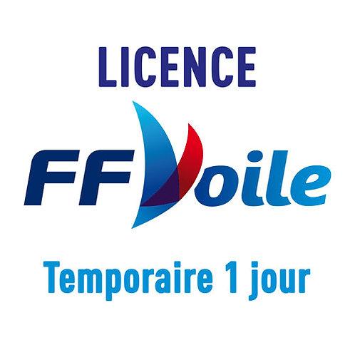 Licence FFV 2021 1 jour