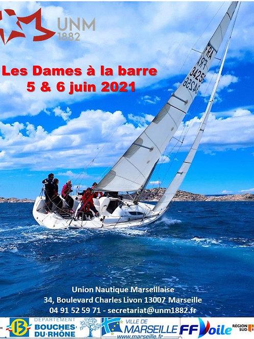 Inscription Les Dames à la Barre 2021