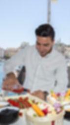 Ludovic Turac à la Cooking Cup, UNM Marseille
