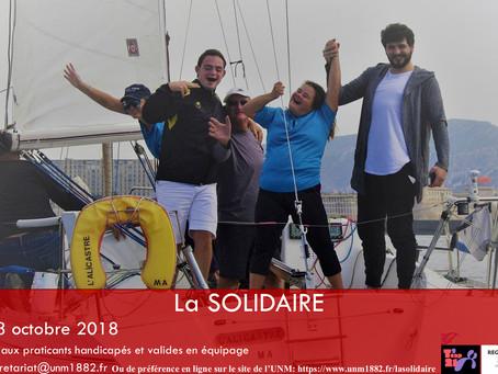 """""""Régate"""" La Solidaire"""