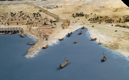 L'UNM vous propose Visite du musée d'Histoire de Marseille
