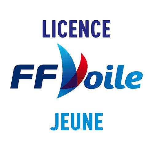Licence FFV 2020 Jeune