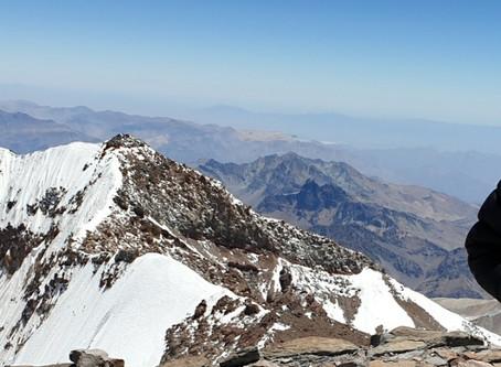 L'UNM au sommet de l'Aconcagua avec Ara Katchadourian !
