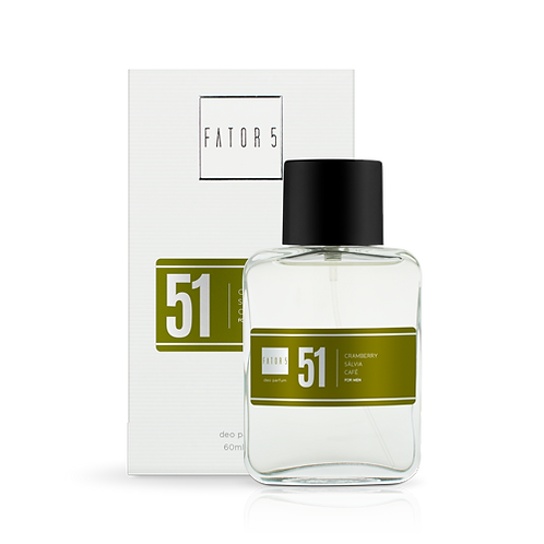 DEO PARFUM 51 - Polo Red