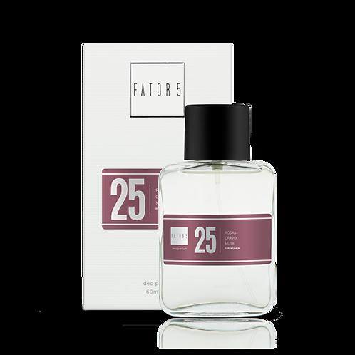 DEO PARFUM 25 - Poison