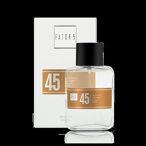 DEO PARFUM 45 - Presence