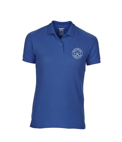 Merchiston Tennis Club Ladies Poloshirt