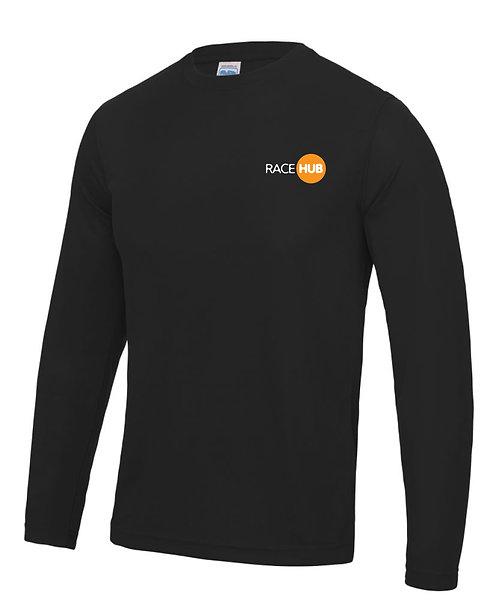 Race Hub Performance Long Sleeve T-Shirt
