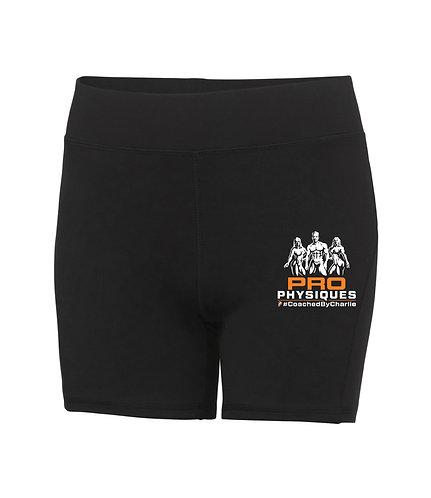 Pro Physiques Ladies Shorts
