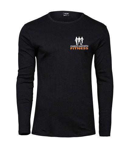 Charlie Garforth Fitness Long Sleeve T-Shirt