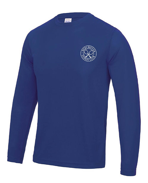 Merchiston Tennis Club Men's Longsleeve T-shirt
