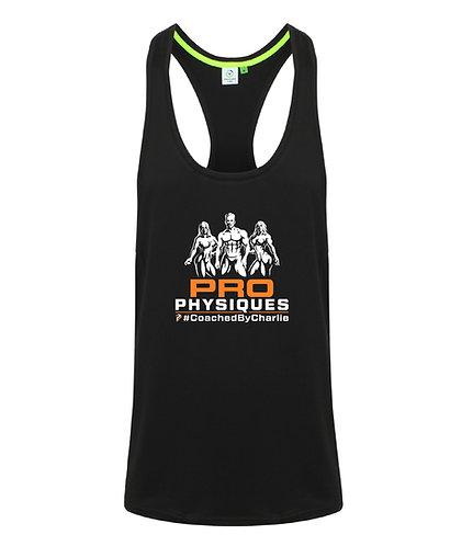 Pro Physiques Men's Muscle Vest Front Print