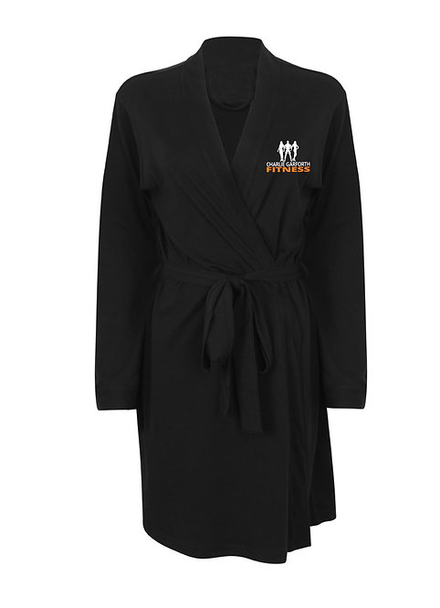Charlie Garforth Fitness Ladies Robe