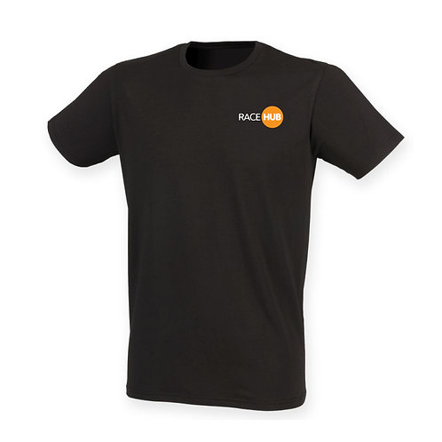 Race Hub Stretch Fit T-Shirt