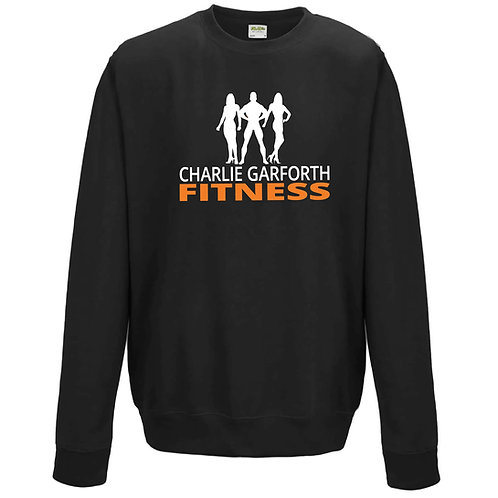 Charlie Garforth Fitness Sweatshirt