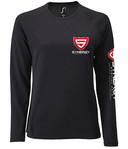 SMA Training Ladies Long Sleeve Performance T-Shirt