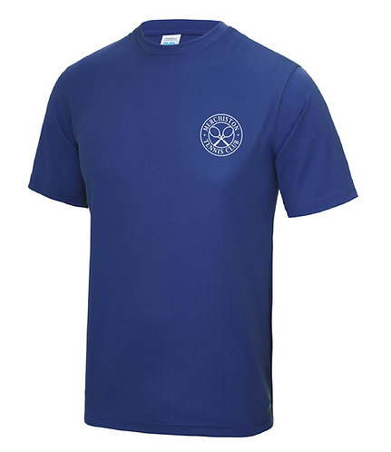 Merchiston Tennis Club Men's T-shirt