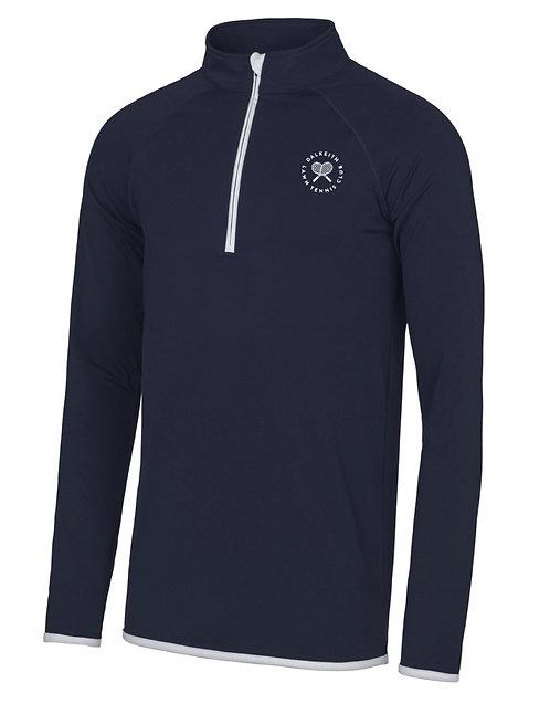 DLTC 1/2 Zip Sweatshirt