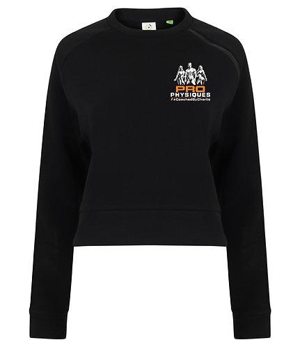 Pro Physiques Ladies Cropped Sweatshirt