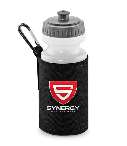 SMA Water Bottle and Holder