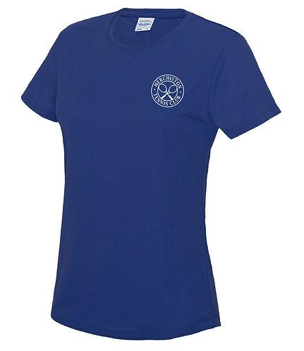 Merchiston Tennis Club Ladies T-shirt