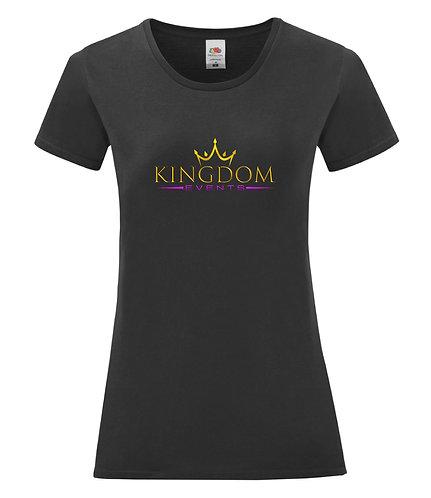 Kingdom LadiesTshirt