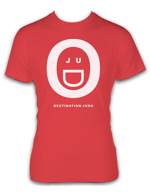 DESTINATION JUDO T-SHIRT