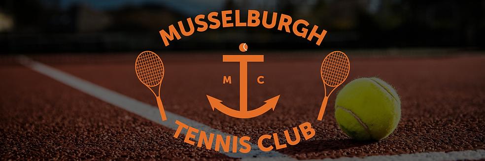 Musselburgh Tennis Club Merchandise Page