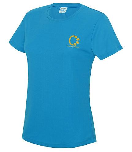 Chenery Fitness Ladies T-shirt