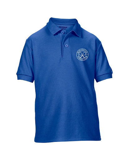 Merchiston Tennis Club Kids Poloshirt