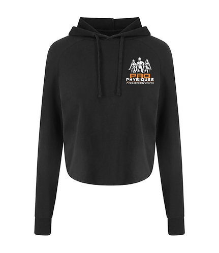 Pro Physiques Ladies Cross Back Hoodie