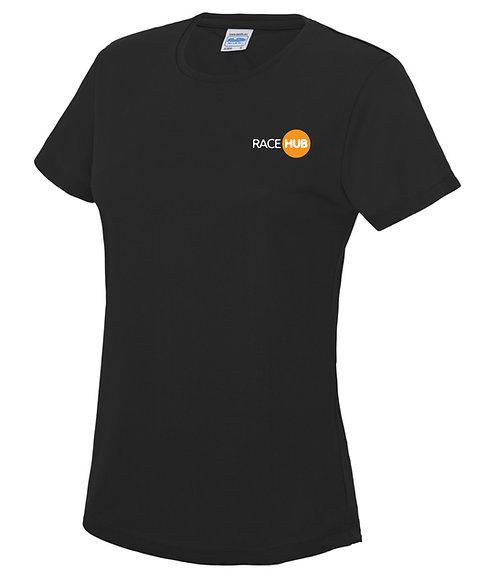 Race Hub Ladies Performance T-shirt