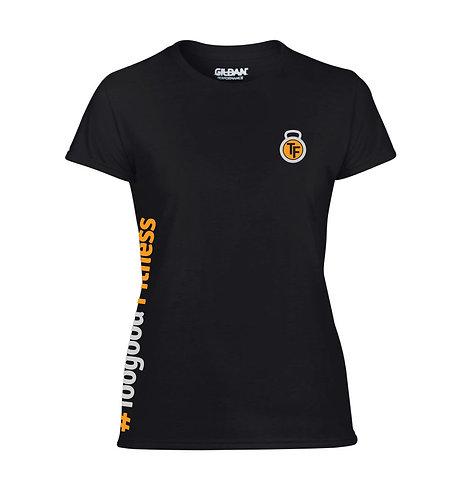 Toogood Fitness Ladies Performance T-Shirt