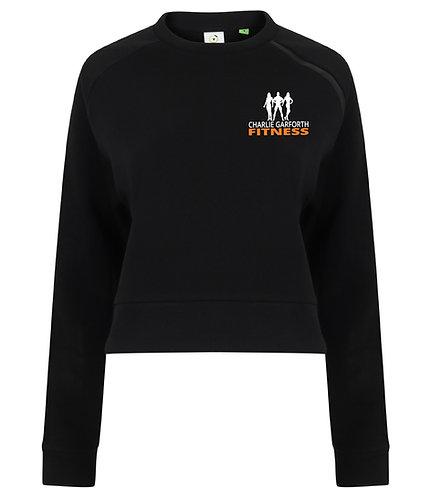 Charlie Garforth Fitness Cropped Sweatshirt