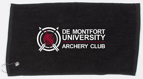 DMU Archery Towel