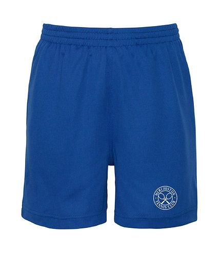 Merchiston Tennis Club Kids Shorts