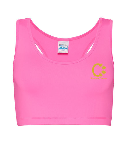 Chenery Fitness Crop Top