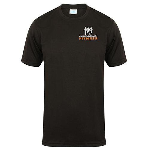 Charlie Garforth Fitness Softstyle T-shirt