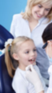 Kieferuntersuchung bei Kindern
