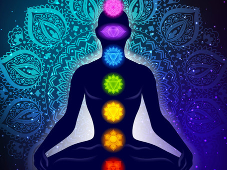 The 7 Chakras of our Inner Universe..