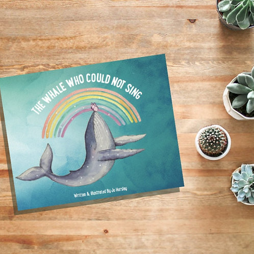 The Whale Who Could Not Sing