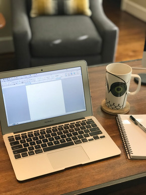 Back to School - Back to Writing!