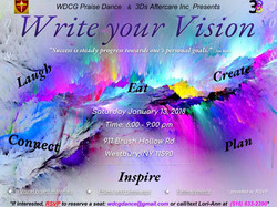 WDCG Write Your Vision