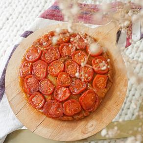 Ma Tarte Tatin aux tomates