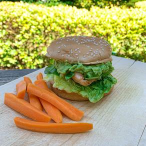Mon burger green & gourmand