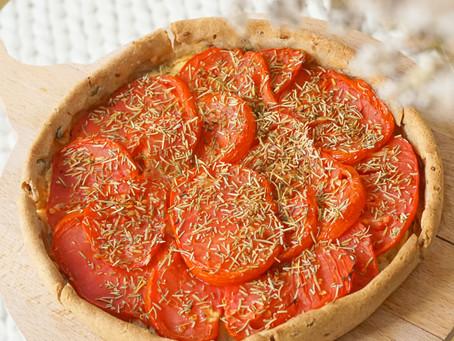 Ma tarte aux tomates