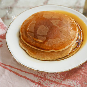 Mes pancakes healthy & gourmands